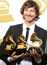 The Grammy Trifecta 2013: best alt album, best pop duo, record of the year!